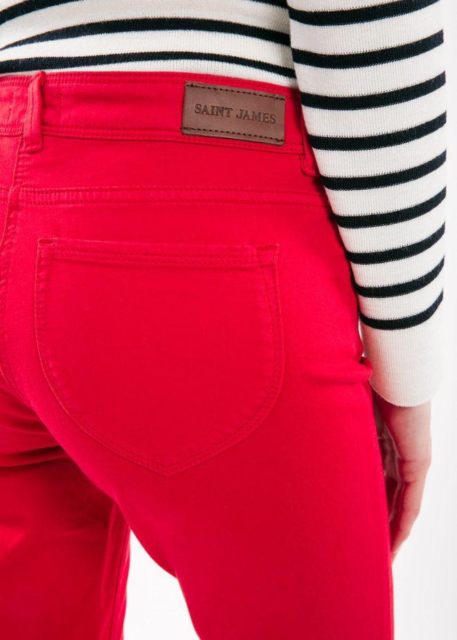 Pantalon denim stretch