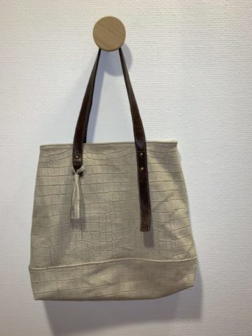 Sac cabas naturel aloa