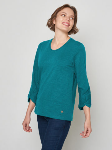 Top -t-shirt coton bio aloa