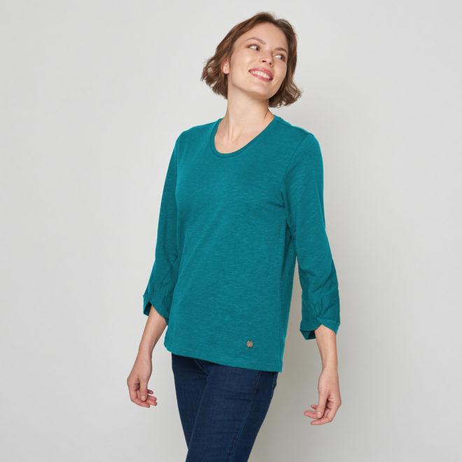 Top -t-shirt coton bio aloa
