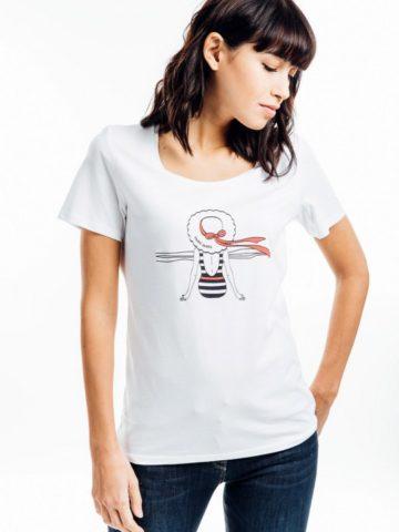 T-shirt st james femme aloa