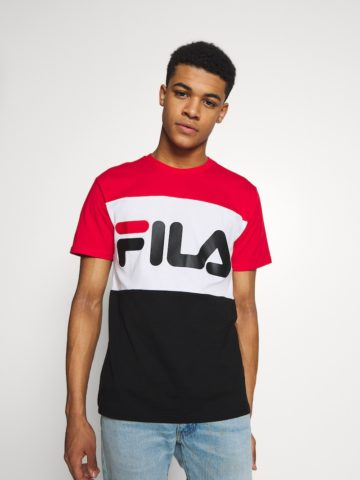 t-shirt Homme rouge A'loa