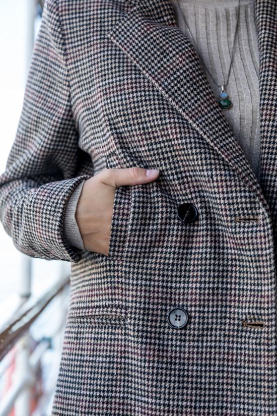Freeman Porter manteau aloa